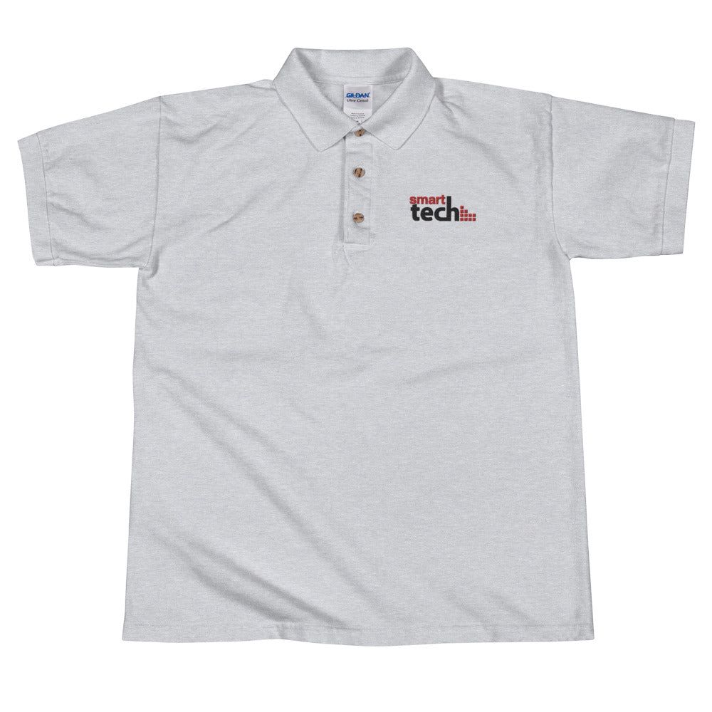 Smart Tech Embroidered Polo Shirt The 40 Year Old Virgin