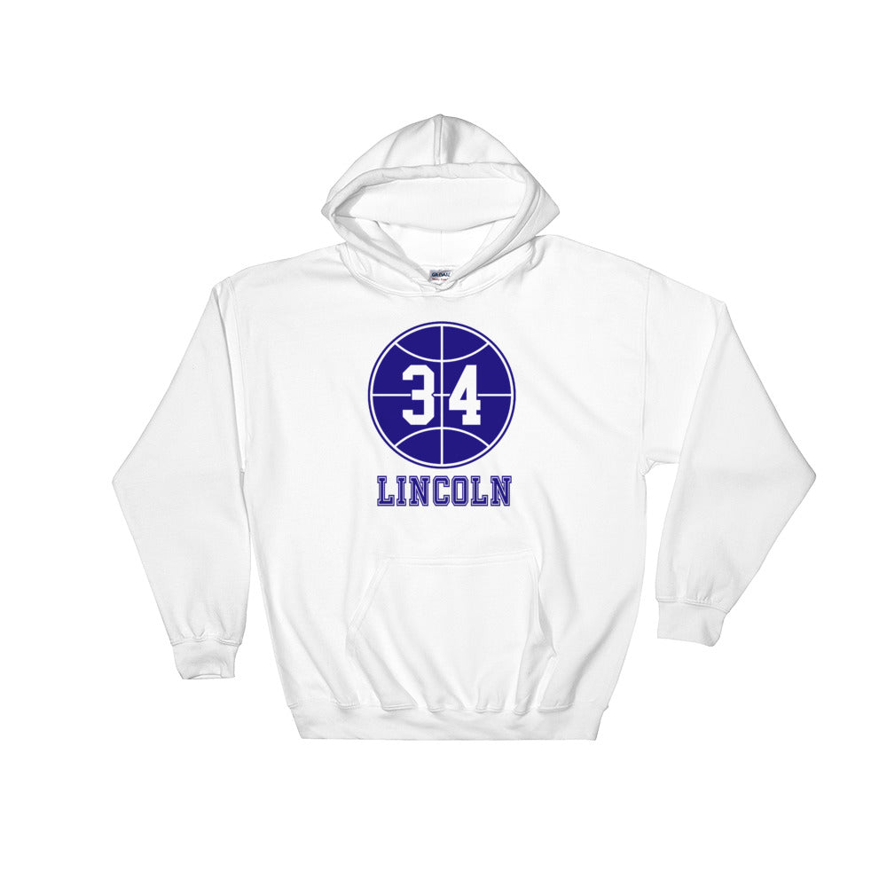 Lincoln 34 Hooded Sweatshirt