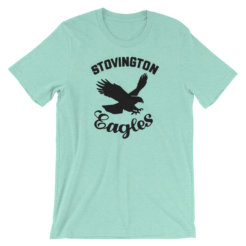 Stovington Eagles Unisex T-Shirt Shining