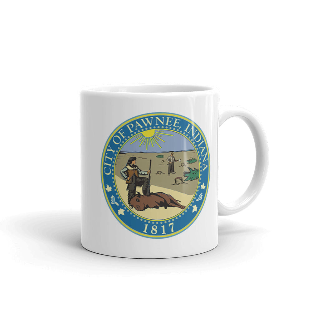 City Of Pawnee Mug Parks And Recreation