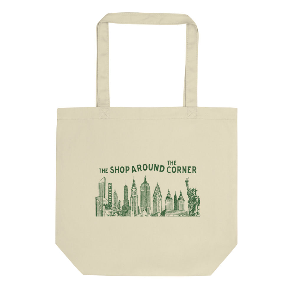 The Shop Around The Corner Eco Tote Bag You've Got Mail