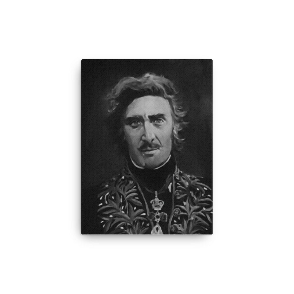 Young Frankenstein Portrait Canvas