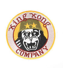 King Kong Company Patch Taxi Driver Scorsese Travis Bickle Robert De Niro - Replica Prop Store  - 1