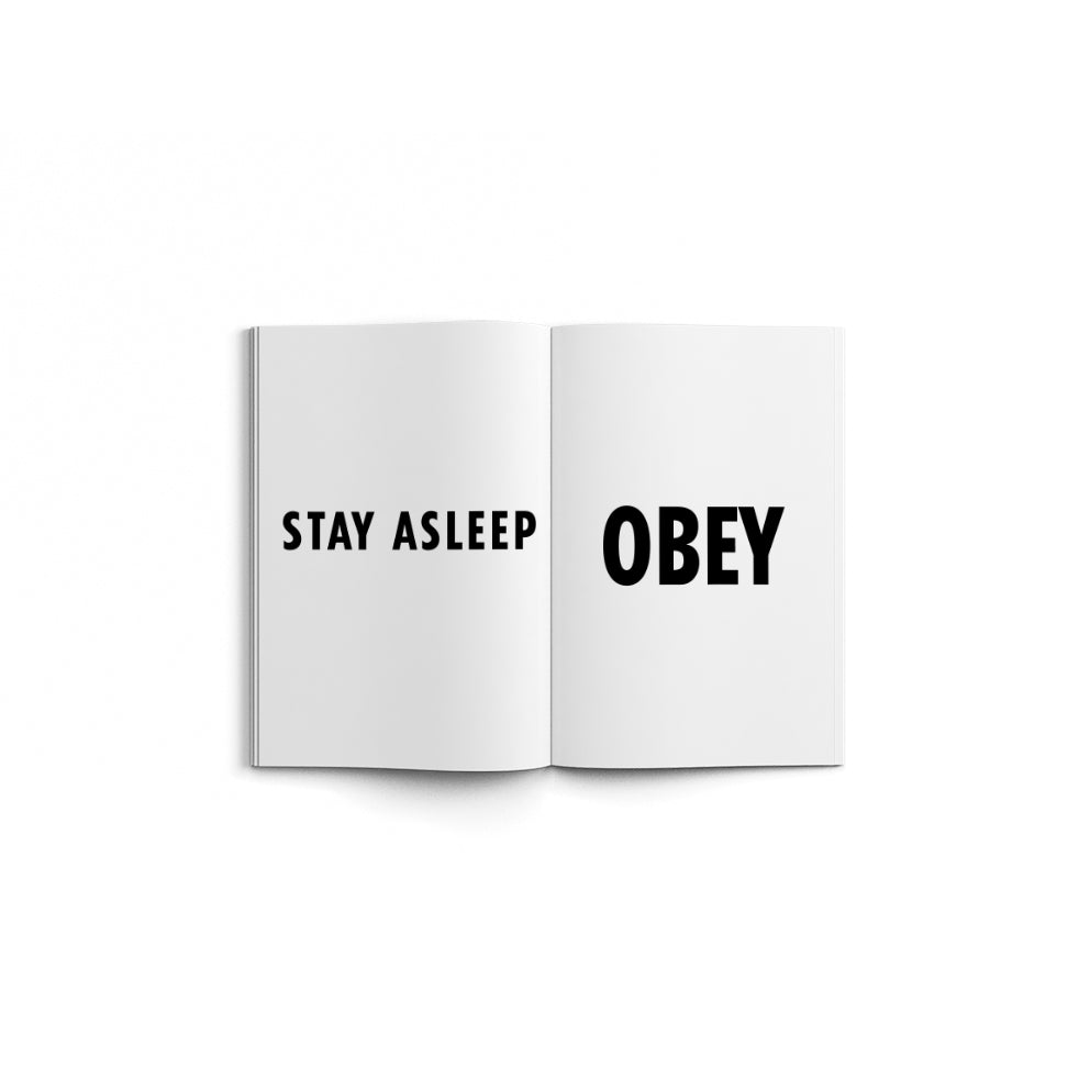 Obey Magazine They Live