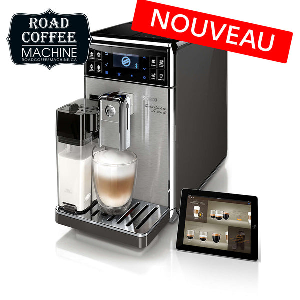 la meilleure machine saeco granbaristo avanti machine espresso aut road coffee machine. Black Bedroom Furniture Sets. Home Design Ideas