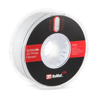 BuMat Elite Flexible Filament - 1.75 MM - 3D Brain Lab