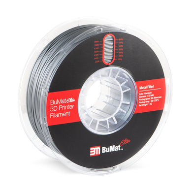 BuMat Elite Metal Filled Filament - 1.75 MM - 3D Brain Lab