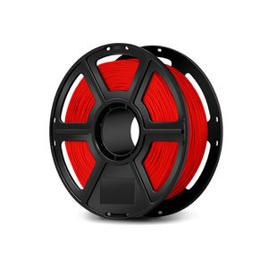 FlashForge ABS 1.75 mm, 1 kg Filament Spool, Compatible with Flashforge Creator, Guider II and IIS, and all other 1.75 mm 3D printer models.