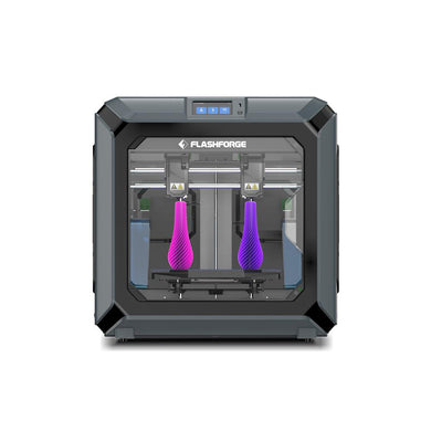 FlashForge Creator 3 Independent Dual Extruder Professional 3D Printer - 3D Brain Lab