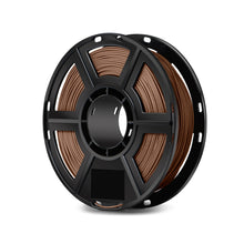 Load image into Gallery viewer, FlashForge D-Series Wood Filament -1.75 MM (0.5 KG)- D-Series Compatible with Flashforge finder, Dreamer, Inventor Series, and Adventurer Series - 3D Brain Lab