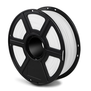 FlashForge Flexible Filament 1.75 mm ASA 1Kg Roll, Compatible with Creator and Guider IIS (high temp extruder models) and other high temp printers. - 3D Brain Lab
