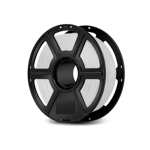 FlashForge PLA 1.75 mm, 1 kg Filament Spool. Compatible with Flashforge Creator, Guider II and IIS, and all other 1.75 mm 3D printer models - 3D Brain Lab
