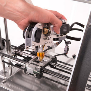 ZMorph VX ALL IN ONE Multitool Full Set (3d Printer, CNC Rooter, Laser Tool, Paste Extruder) - 3D Brain Lab