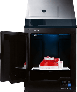 Zortrax M300 Dual - Professional Large Volume Dual Extrusion 3D Printer - 3D Brain Lab