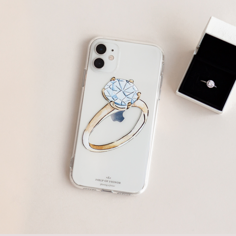 iPhone Case Anillo