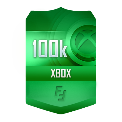 100k FUT17 XboxOne Auction Coins