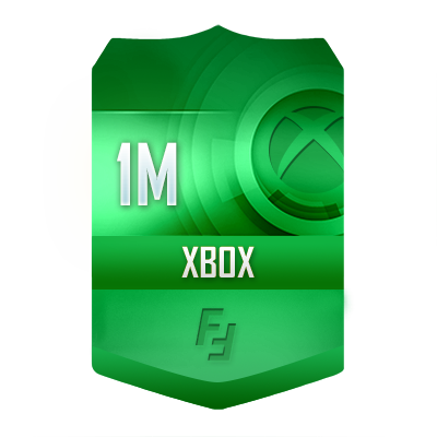 1m FUT17 Xbox360 Auction Coins