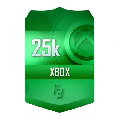 25k FUT17 Xbox360 Auction Coins