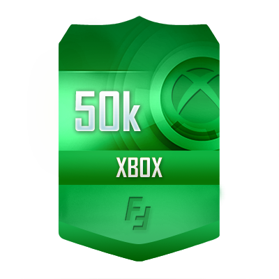 50k FUT17 XboxOne Auction Coins
