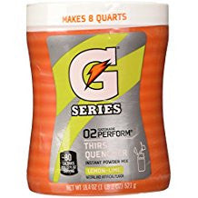 Gatorade G Series Powder 18.3 OZ
