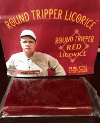 Babe Ruths Round Tripper Red Licorice
