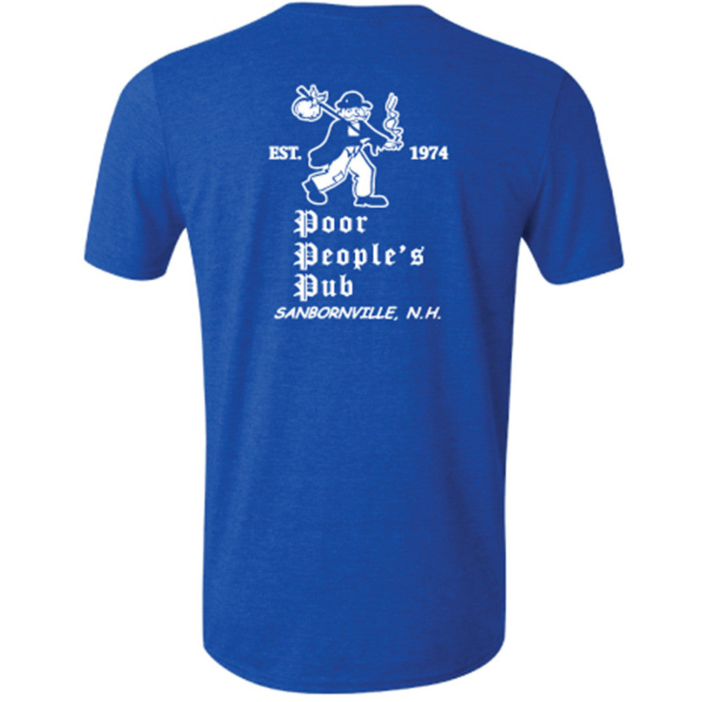 Design t shirt back - People S Pub 1974 First Design T Shirt In Heather