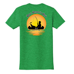 People's Pub 2019 Summer T-Shirt in Green