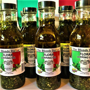 Bread Dipping Oil Flora Dipping Oil 12 oz. / 2 Bottle Set / Shipping Included