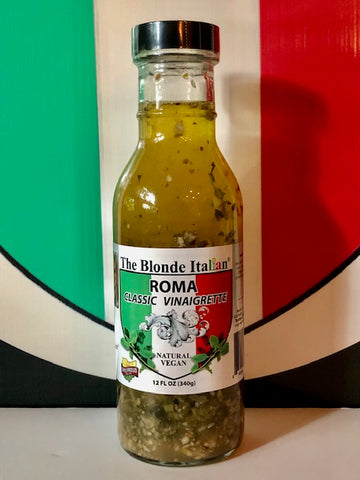 Italian dressing Roma Classic Vinaigrette 12 oz 2 BOTTLE SET / shipping included