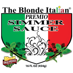 Sauce  Premio Simmer Sauce 16 oz 4 JAR SET /shipping included