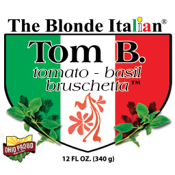 Bruschetta Tom B. Tomato-Basil Bruschetta 12 oz 2 JAR SET / shipping included