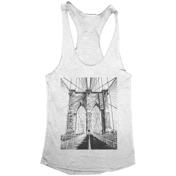 BROOKLYN Women's Racerback