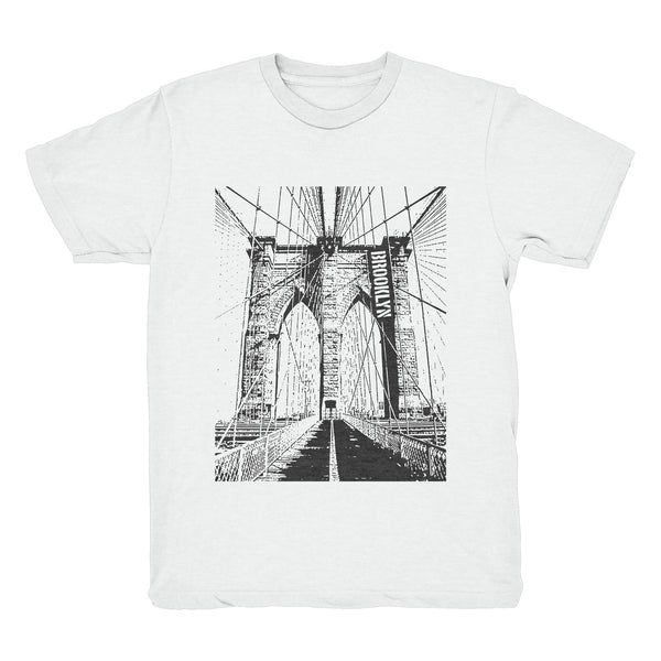 BROOKLYN T-Shirt (Toddler - White)