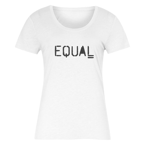EQUAL Women's T-Shirt (White)