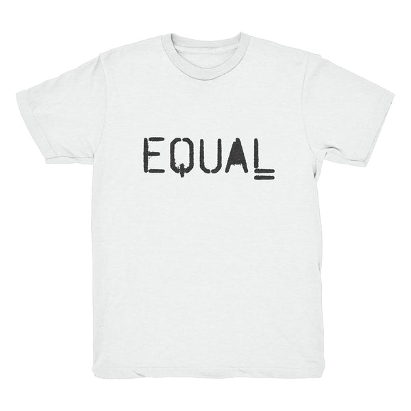 EQUAL T-Shirt (Toddler - White)