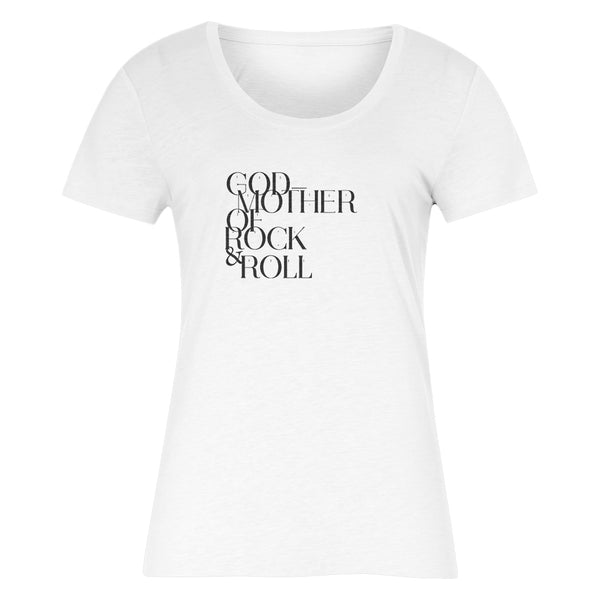GODMOTHER OF ROCK Women's T-Shirt