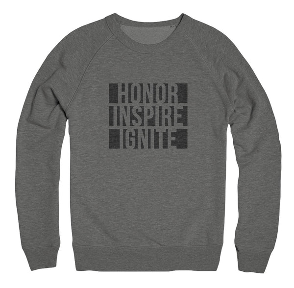 HONOR INSPIRE IGNITE Crew Neck Sweatshirt