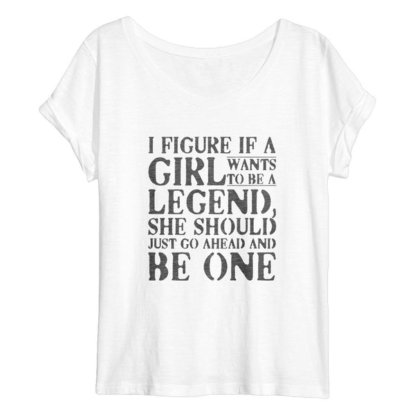 LEGEND Flowy Women's T-Shirt
