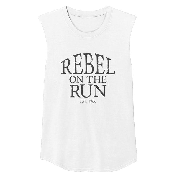 REBEL RUN Unisex Muscle Tee