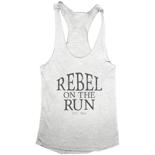 REBEL RUN Women's Racerback