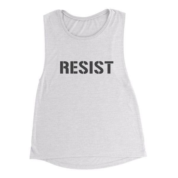 RESIST Women's Flowy Muscle