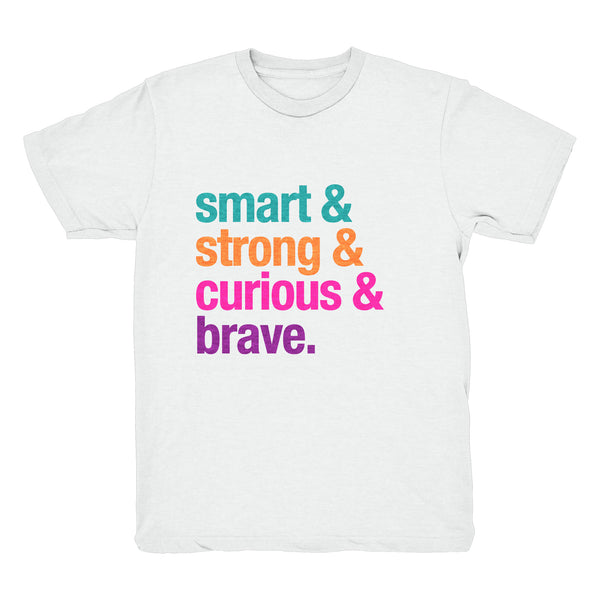 SMART & STRONG Toddler T-Shirt