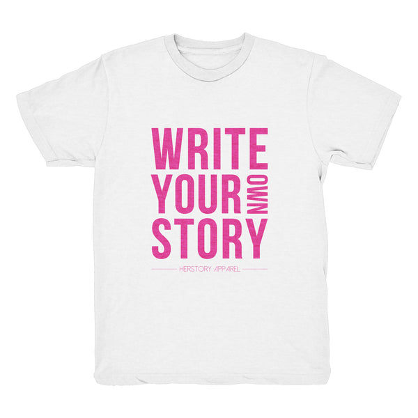WRITE YOUR OWN STORY Youth T-Shirt