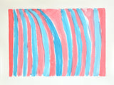 Mint and Pink Stripe- Cory B