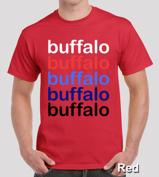 Repeating Buffalo