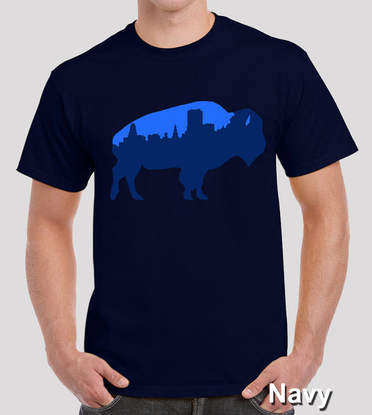 Skyline Buffalo - Blue