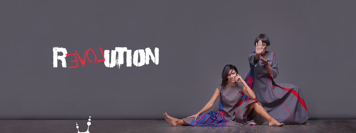 Header Revolution collection. Squareroot5 Wear
