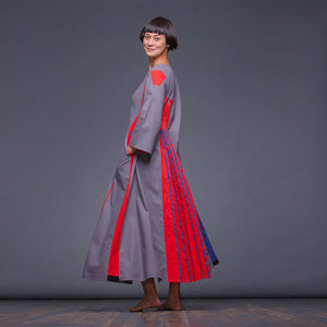 Unique Long sleeve, avant garde dress
