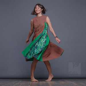stand out from the crowd with alternative design dress