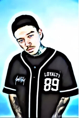 Phora Rapper Art Drawing